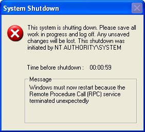 system-shutdown