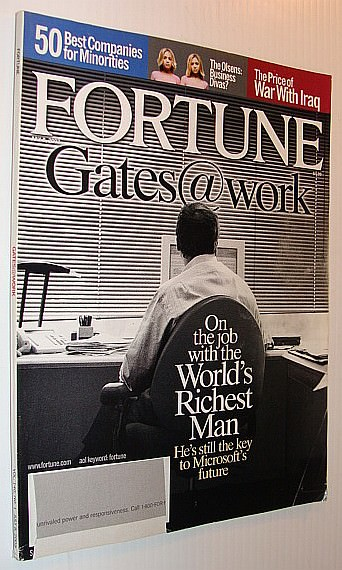 Fortune Gates@work